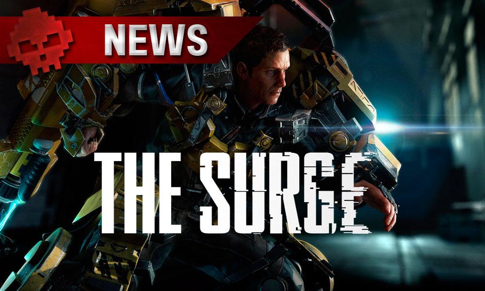 The Surge passe Gold, se montre dans une vidéo sanglante et aura des patchs