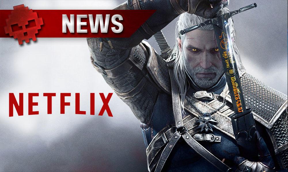 The Witcher - Une série en préparation avec Netflix