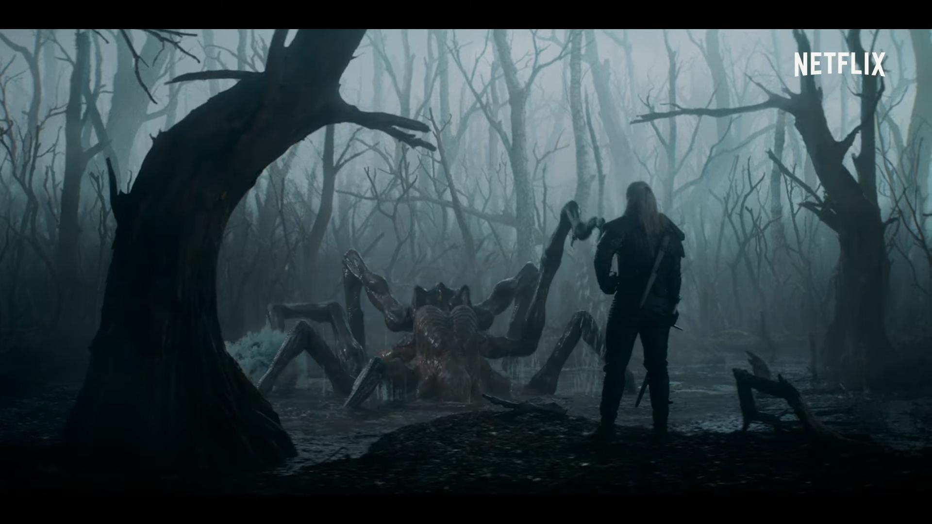 Netflix dévoile la première bande-annonce officielle de sa série The Witcher
