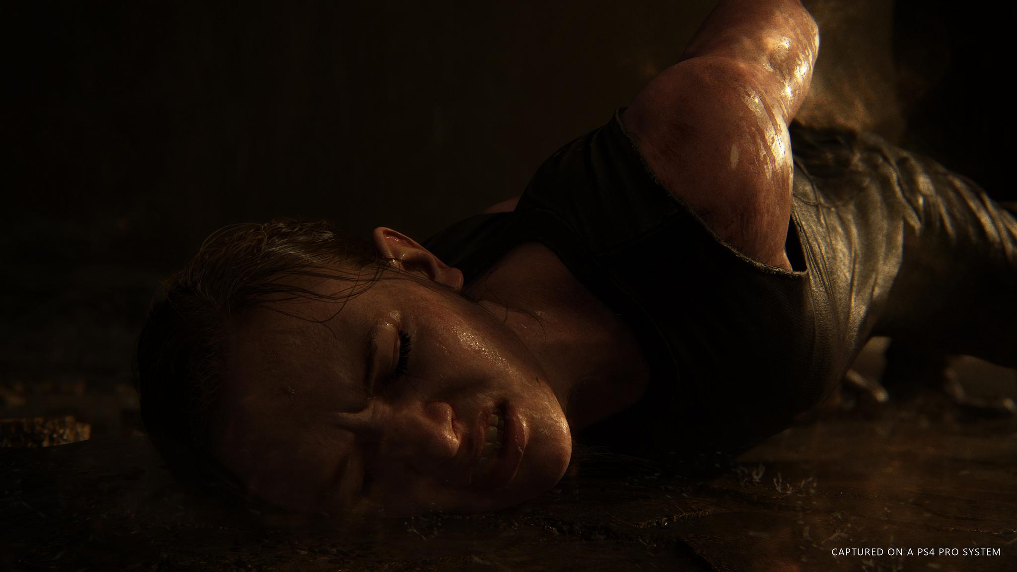 Image tirée du trailer de The Last Of Us: Part II