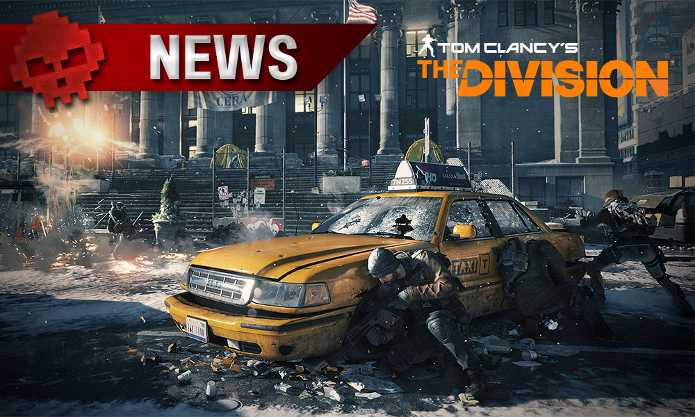The Division - Patch PS4 Pro et apparition du mode survie