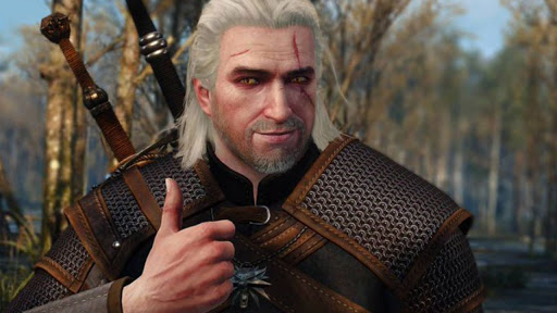 Thump up witcher 3
