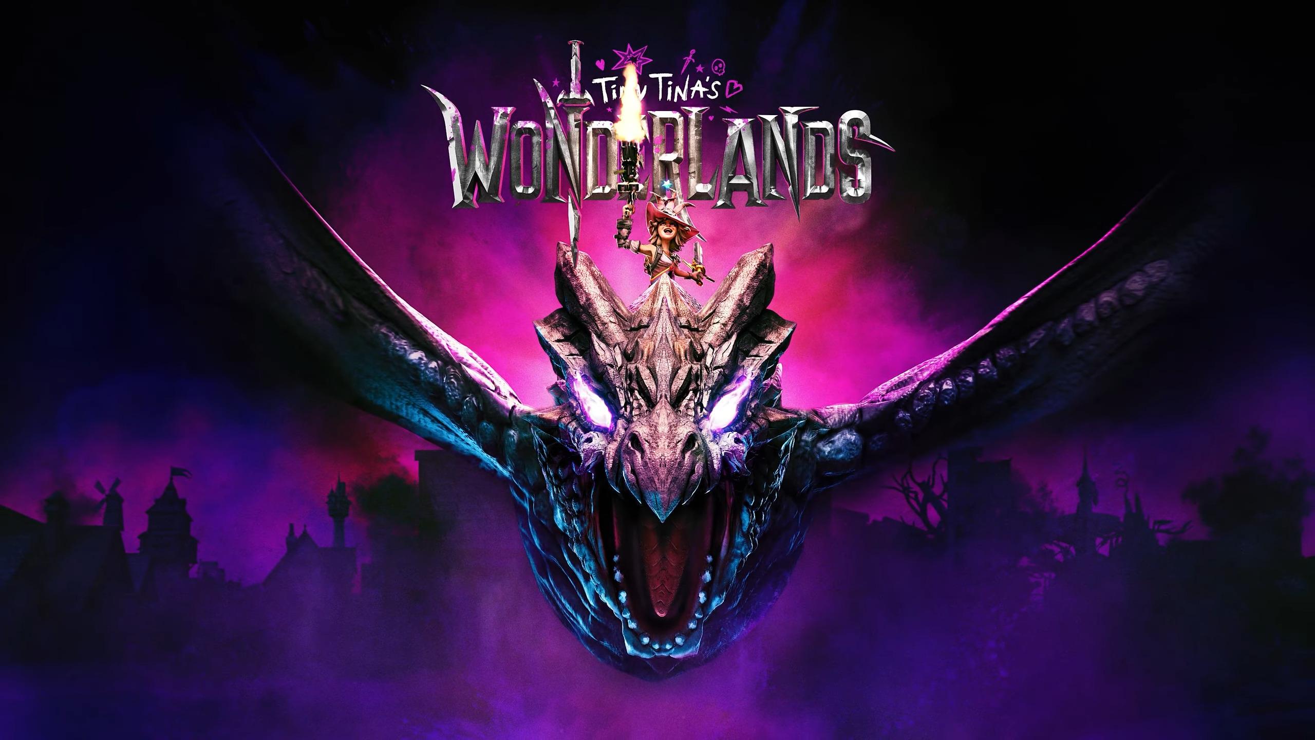 Tiny Tina's Wonderlands trailer annonce