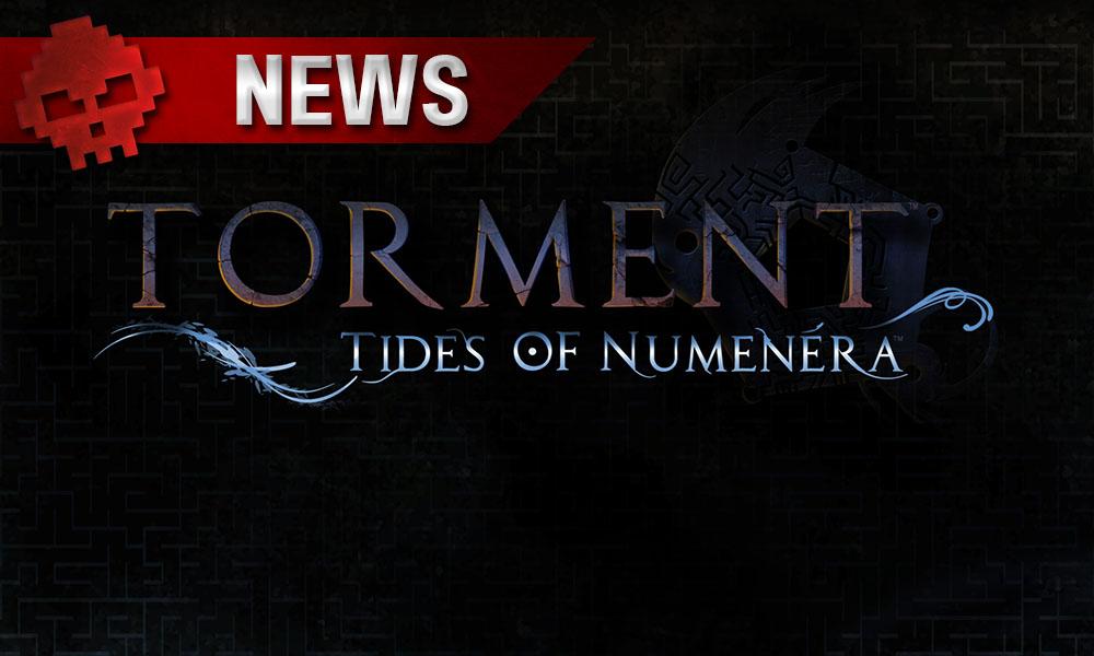 Torment: Tides of Numenéra - Une vidéo interactive explique les mécaniques de jeu Logo