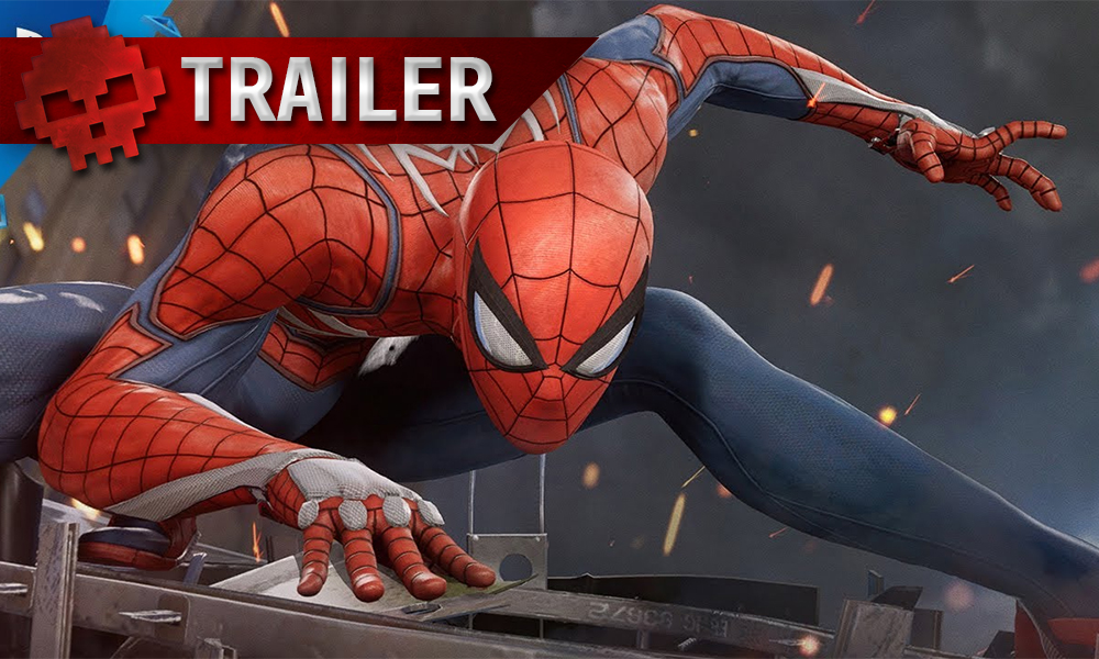 Vignette Trailer Marvel's Spider-man