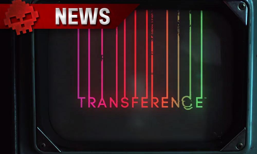 Transference - Un nouveau jeu VR annoncé avec un trailer - Logo