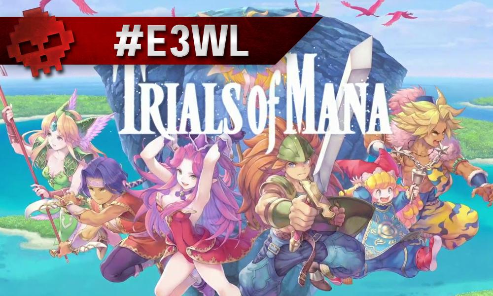 Vignette Trials of Mana E3