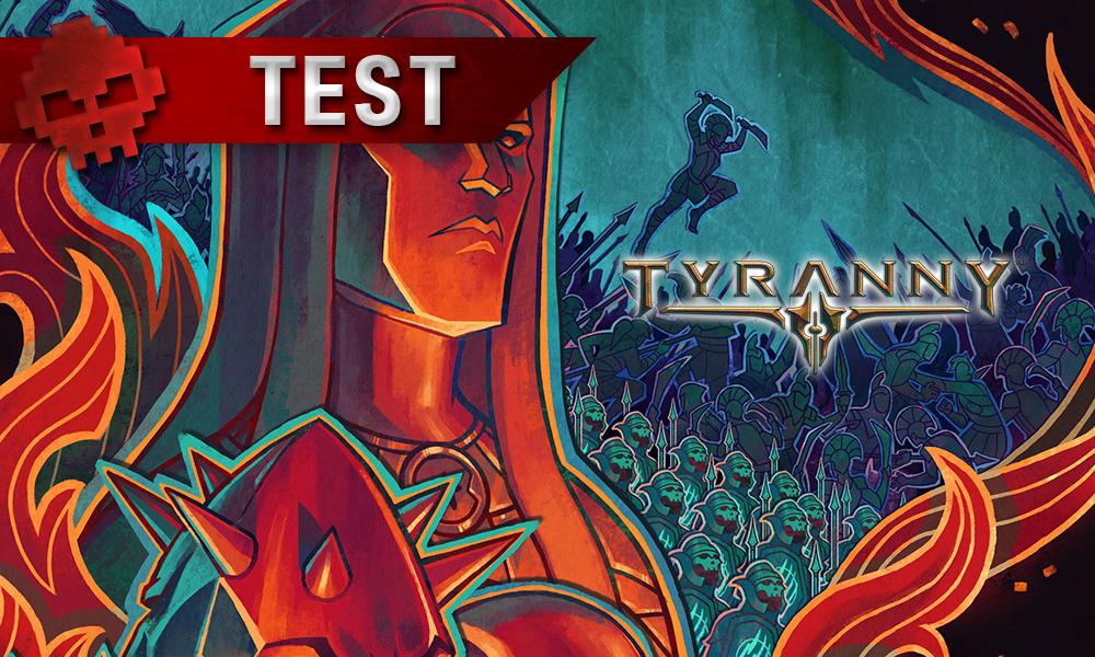 Test Tyranny logo