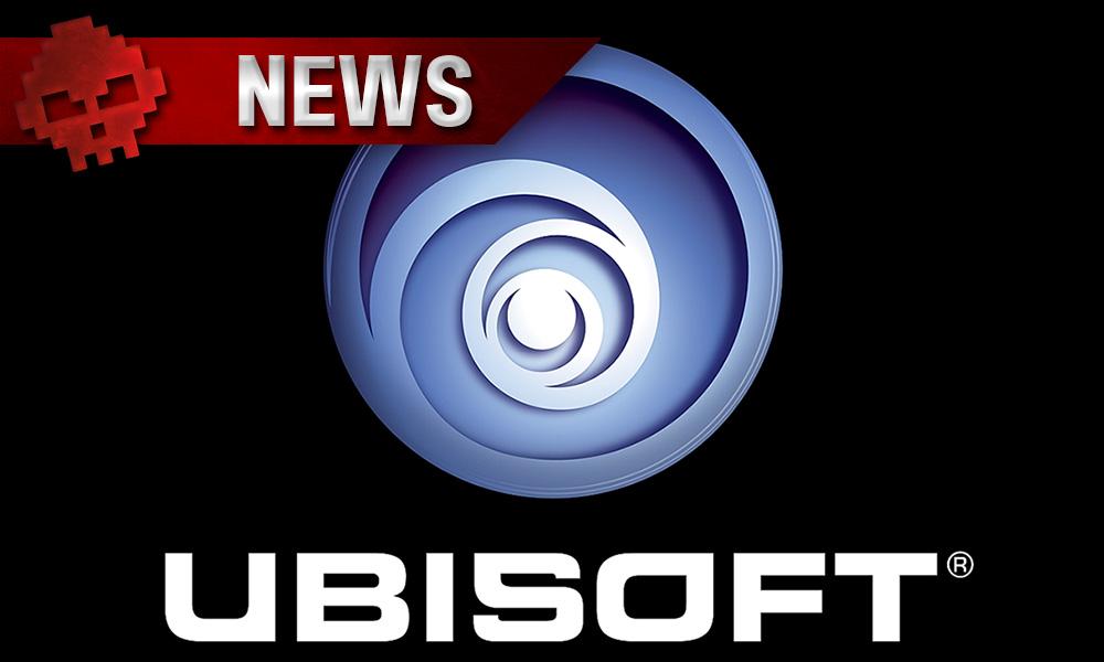 Ubisoft - Le directeur créatif d'Assassin's Creed III quitte l'aventure Logo ubisoft