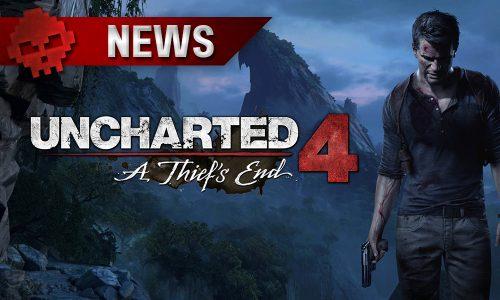 Un nouveau DLC pour Uncharted 4