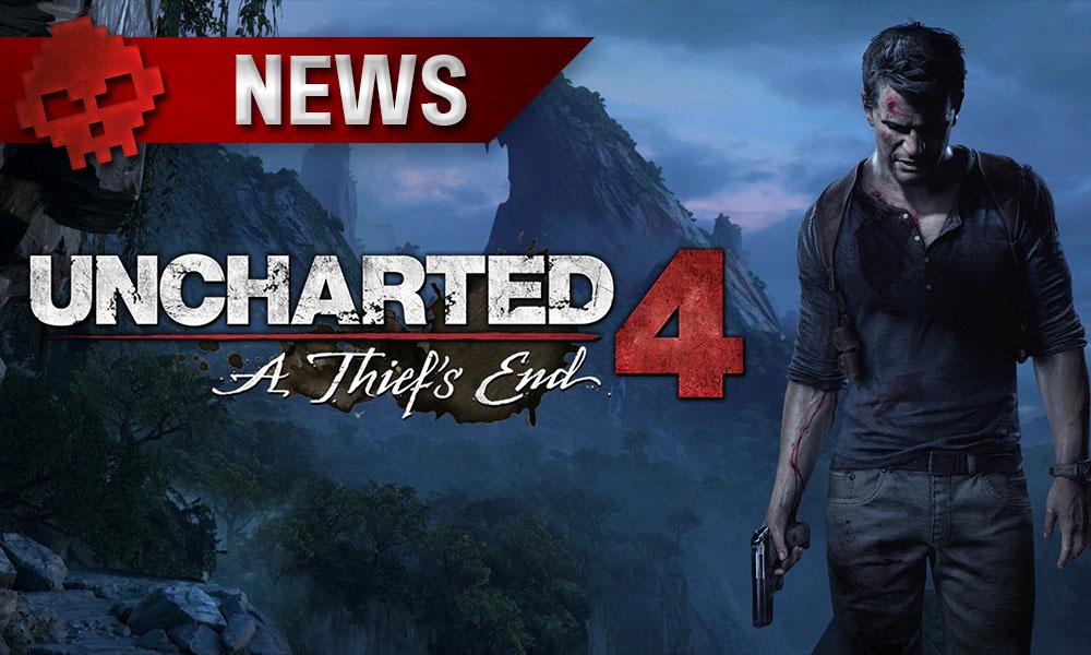 Uncharted 4 - Une extension gratuite débarque vendredi Nathan Drake avec arme à feu