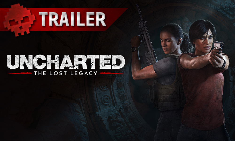 Uncharted The Lost Legacy - Date de sortie officielle