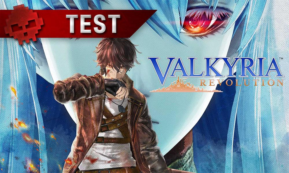 Test Valkyria Revolution