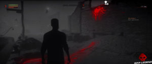 Vampyr test traces de sang