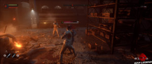 Vampyr test combat