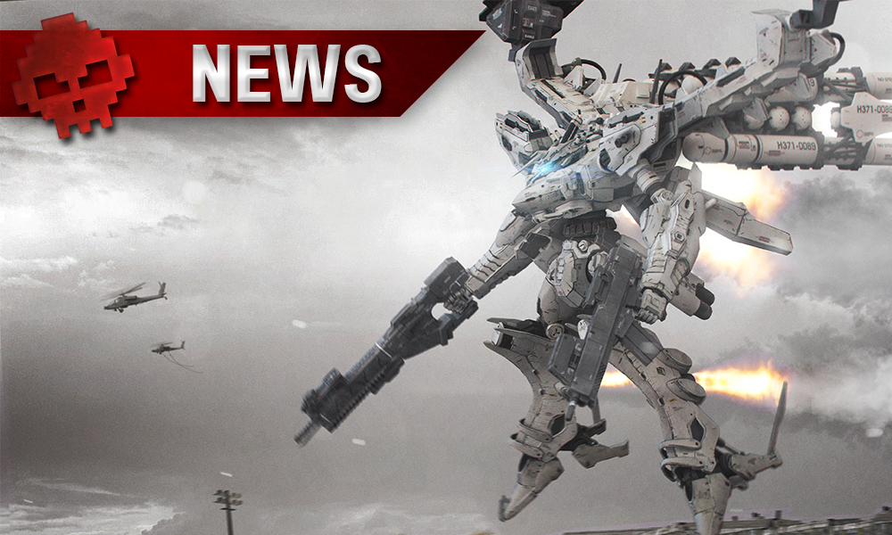 Vignette Armored Core news