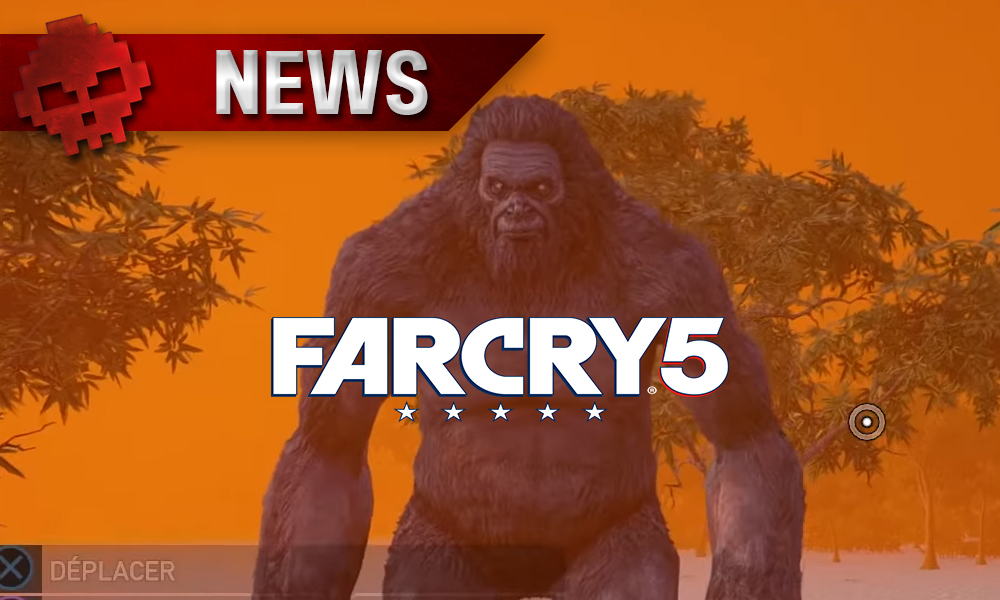Vignette Big Foot Far Cry 5