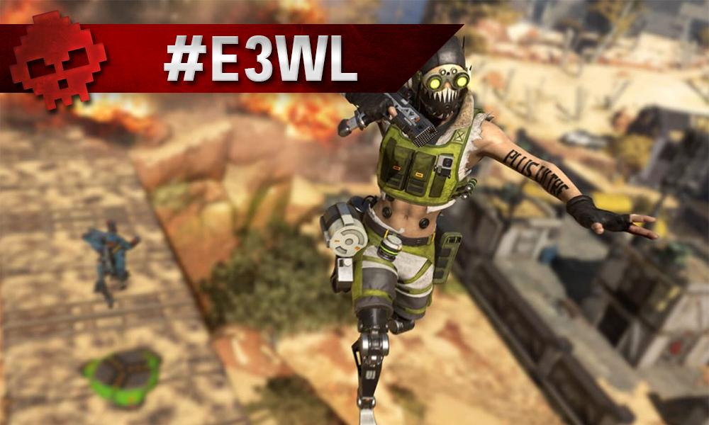 Vignette E3WL apex legends