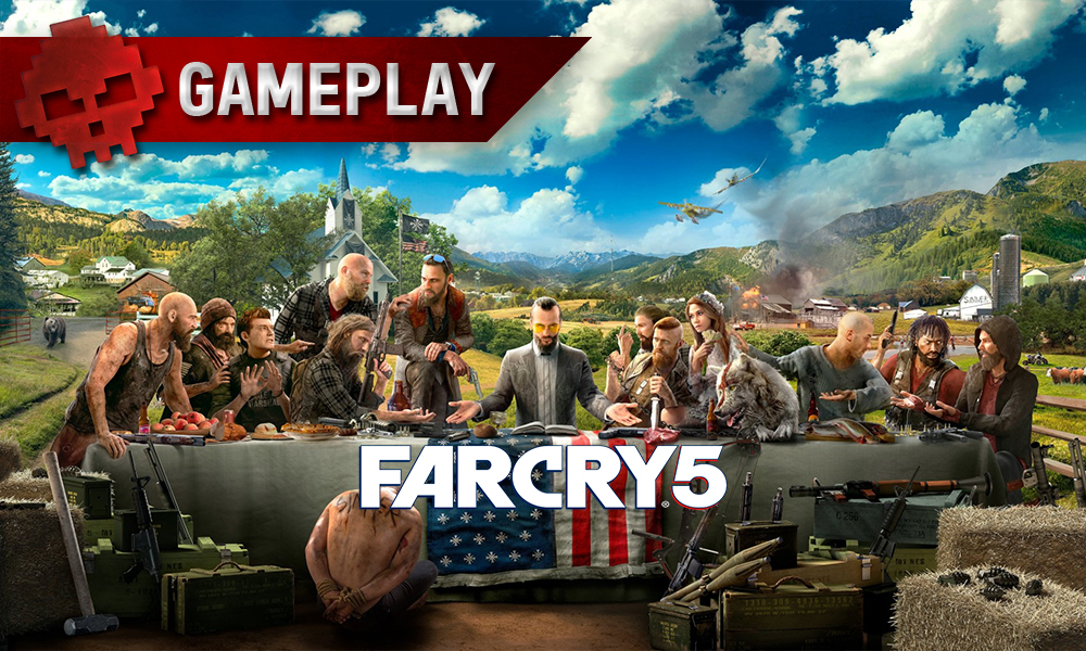 Vignette Far Cry 5 Gameplay