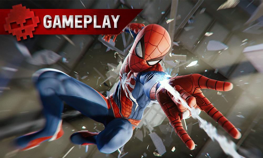 Vignette Gameplay Spider-Man