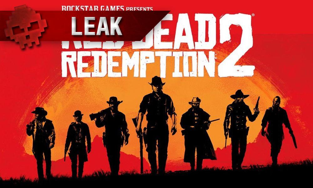 Vignette Leak Red Dead Redemption 2