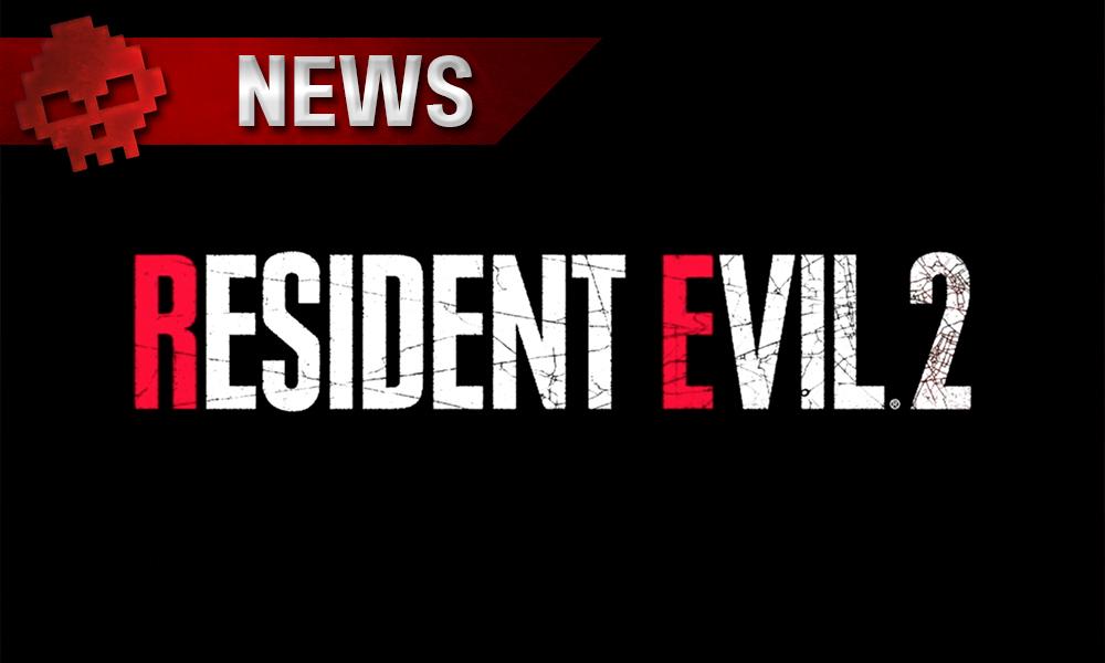 Vignette Resident Evil 2 Remake news