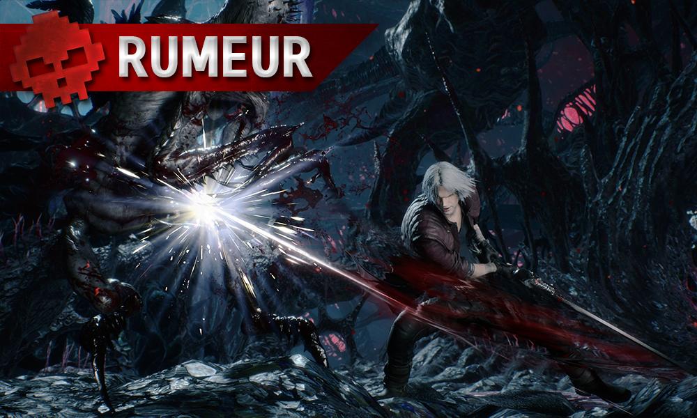 Vignette Rumeur Devil May Cry 5