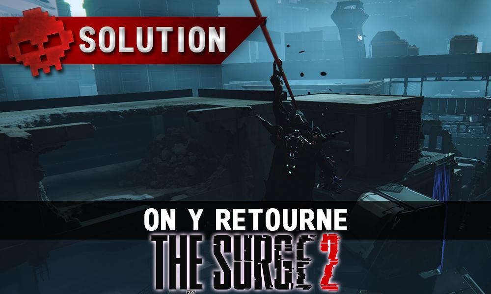Vignette Soluce The Surge 2 - on y retourne
