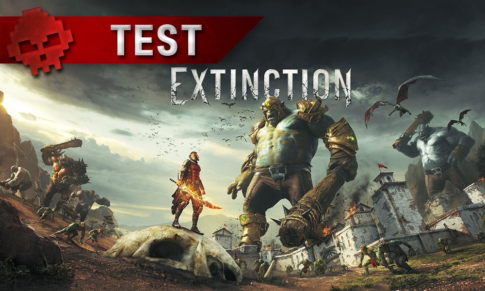 Vignette Test Extinction