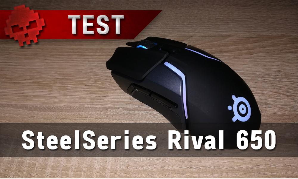 Vignette Test Rival 650