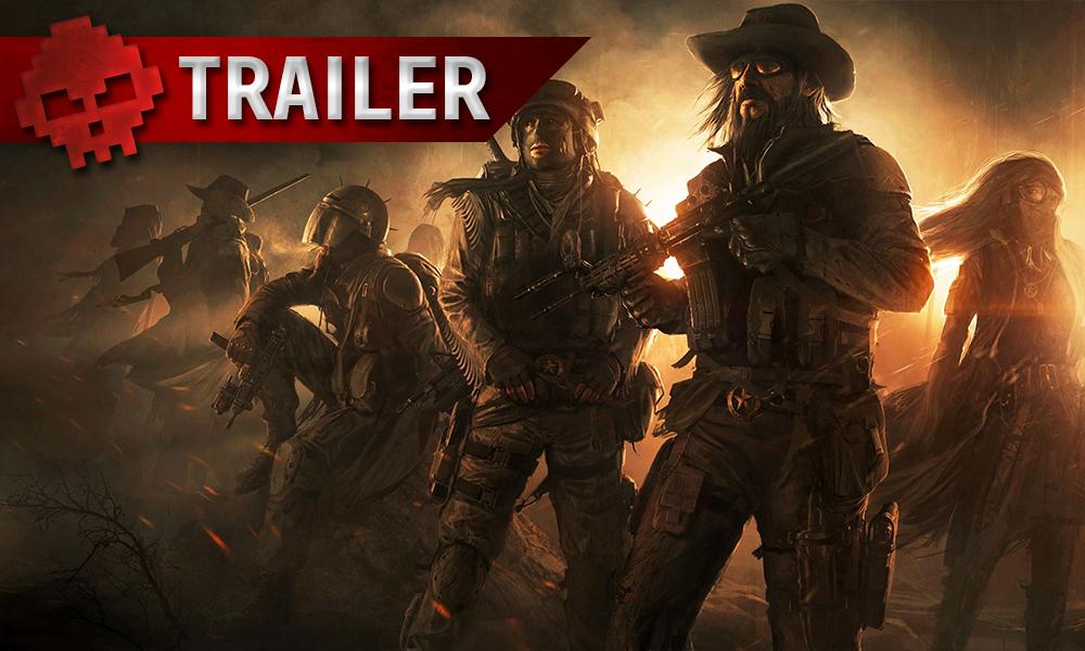 Vignette Wasteland 2 trailer