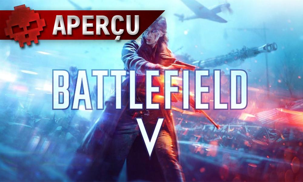 Vignette aperçu Battlefield V