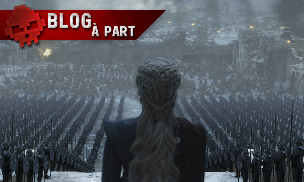 Vignette blog à part game of thrones