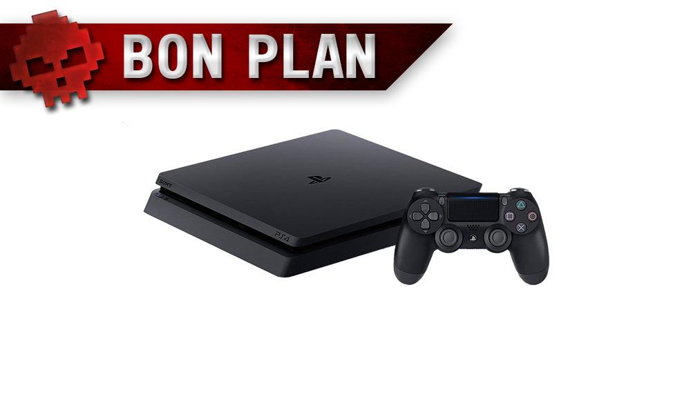 Vignette bon PS4 slim