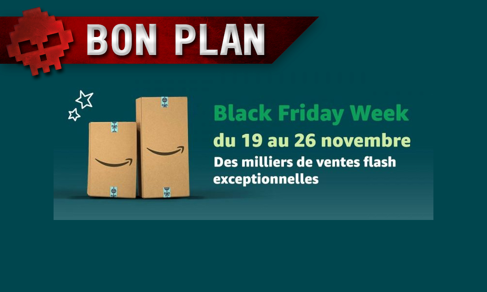 Vignette bon plan black friday amazon