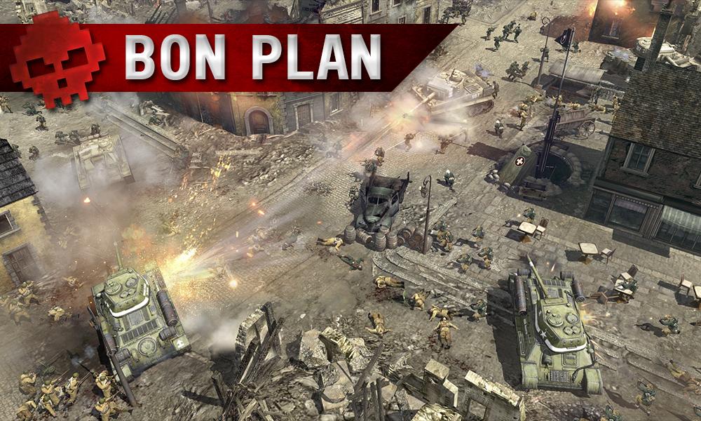 Vignette bon plan company of heroes 2