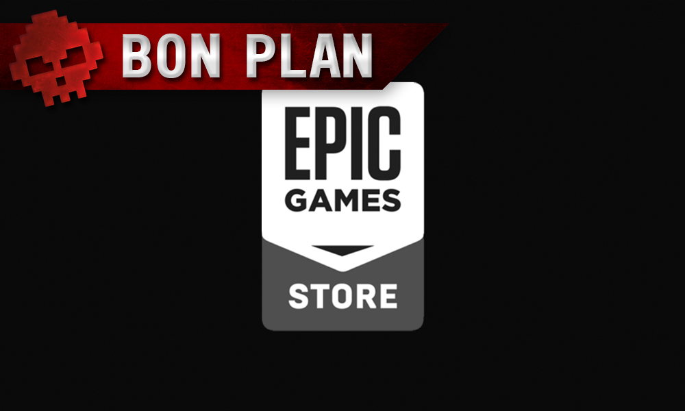 Vignette bon plan epic games store