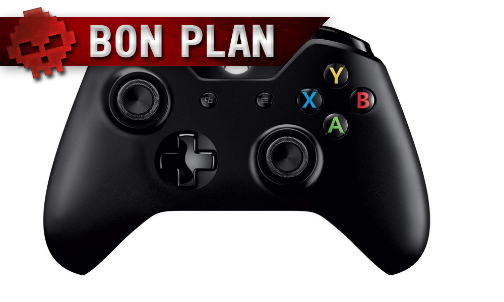 Vignette bon plan manette xbox one