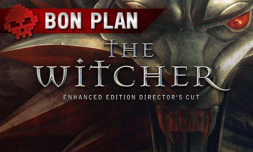 Vignette bon plan the witcher