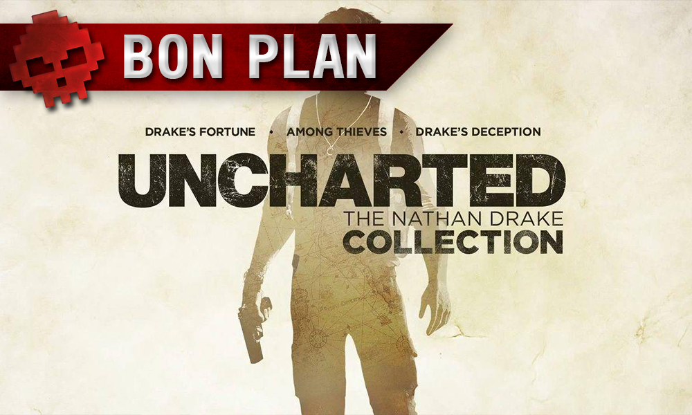 Vignette bon plan uncharted the nathan drake collection