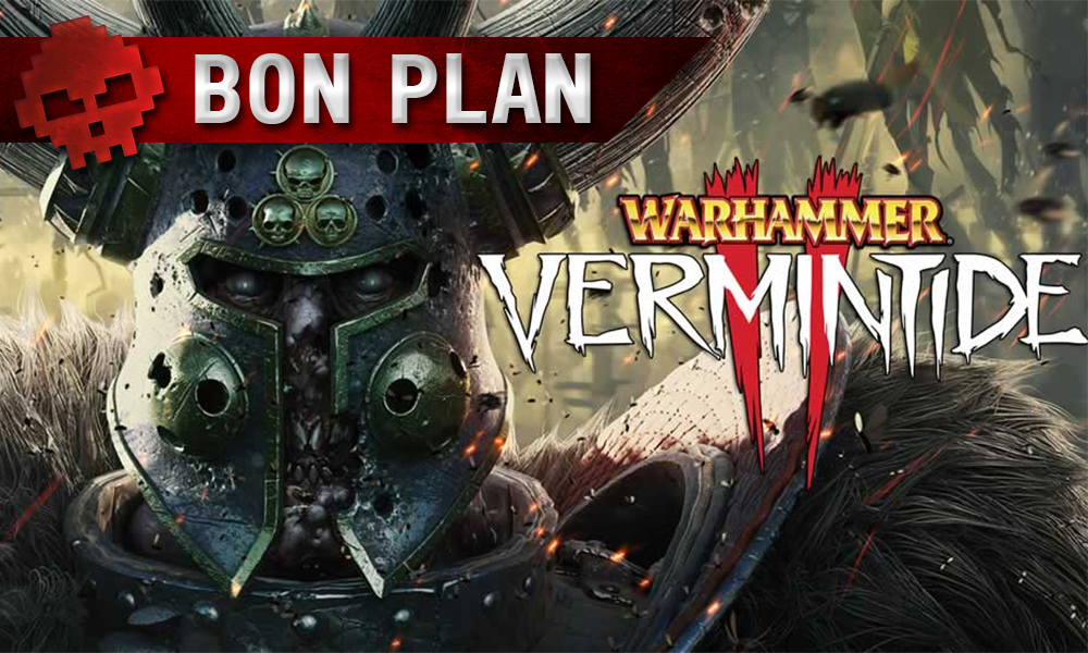 Vignette bon plan warhammer vermintide 2