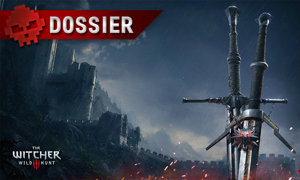 Vignette dossier préviousment the witcher