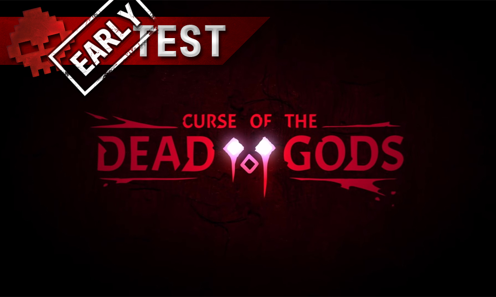 Vignette early test curse of the dead gods