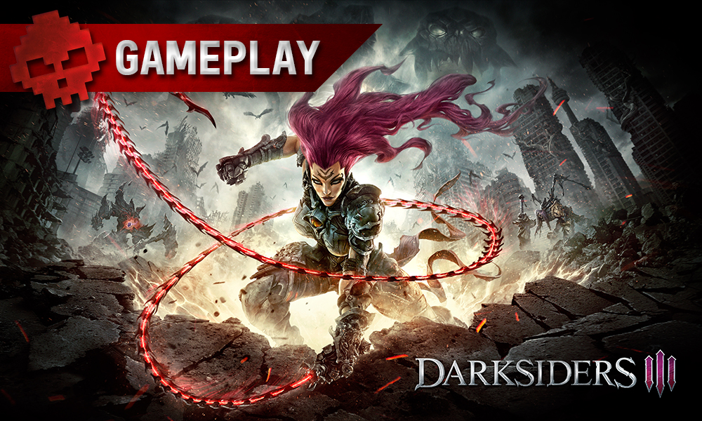 Vignette gameplay Darksiders III