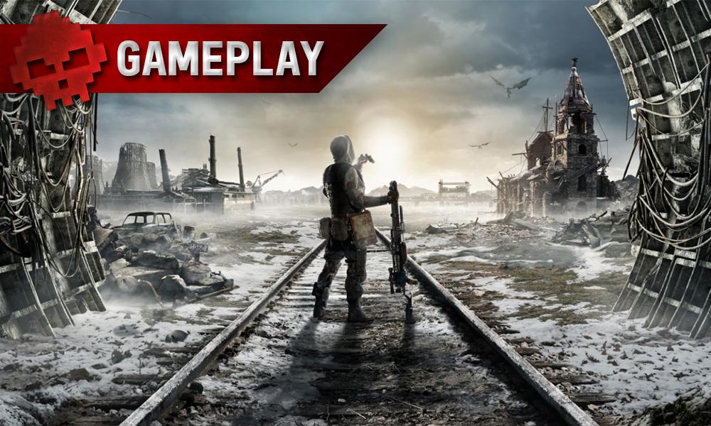 Vignette gameplay Metro Exodus