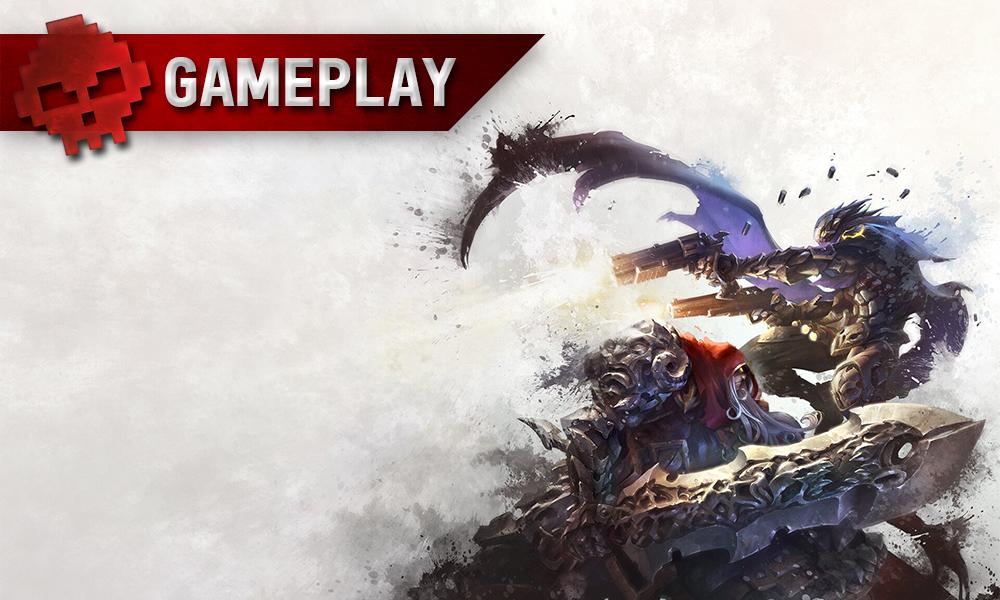 Vignette gameplay darksiders genesis