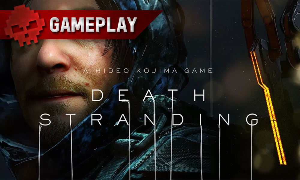 Vignette gameplay death stranding