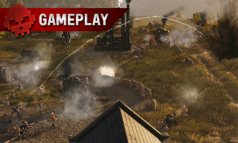 Vignette gameplay iron harvest