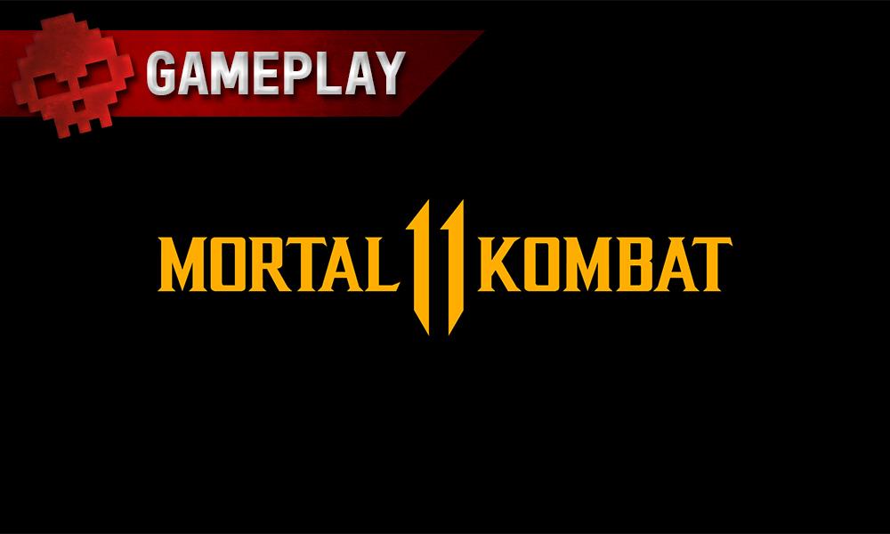 Vignette gameplay mortal kombat 11