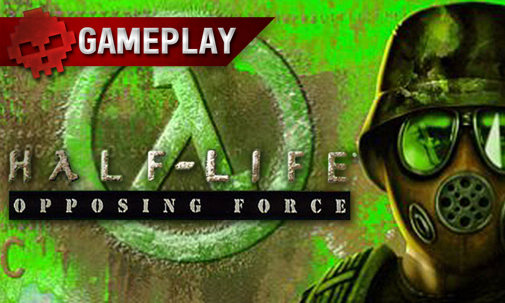 Vignette gameplay opposing force